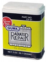 Герметик радиатора radiator repair powder GUNK C551B