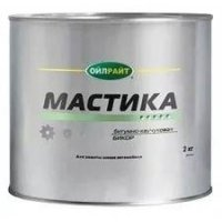 Мастика БИКОР (жест.банка) 2кг OIL RIGHT 8032